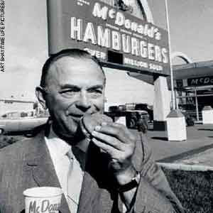 Ray Kroc Notes