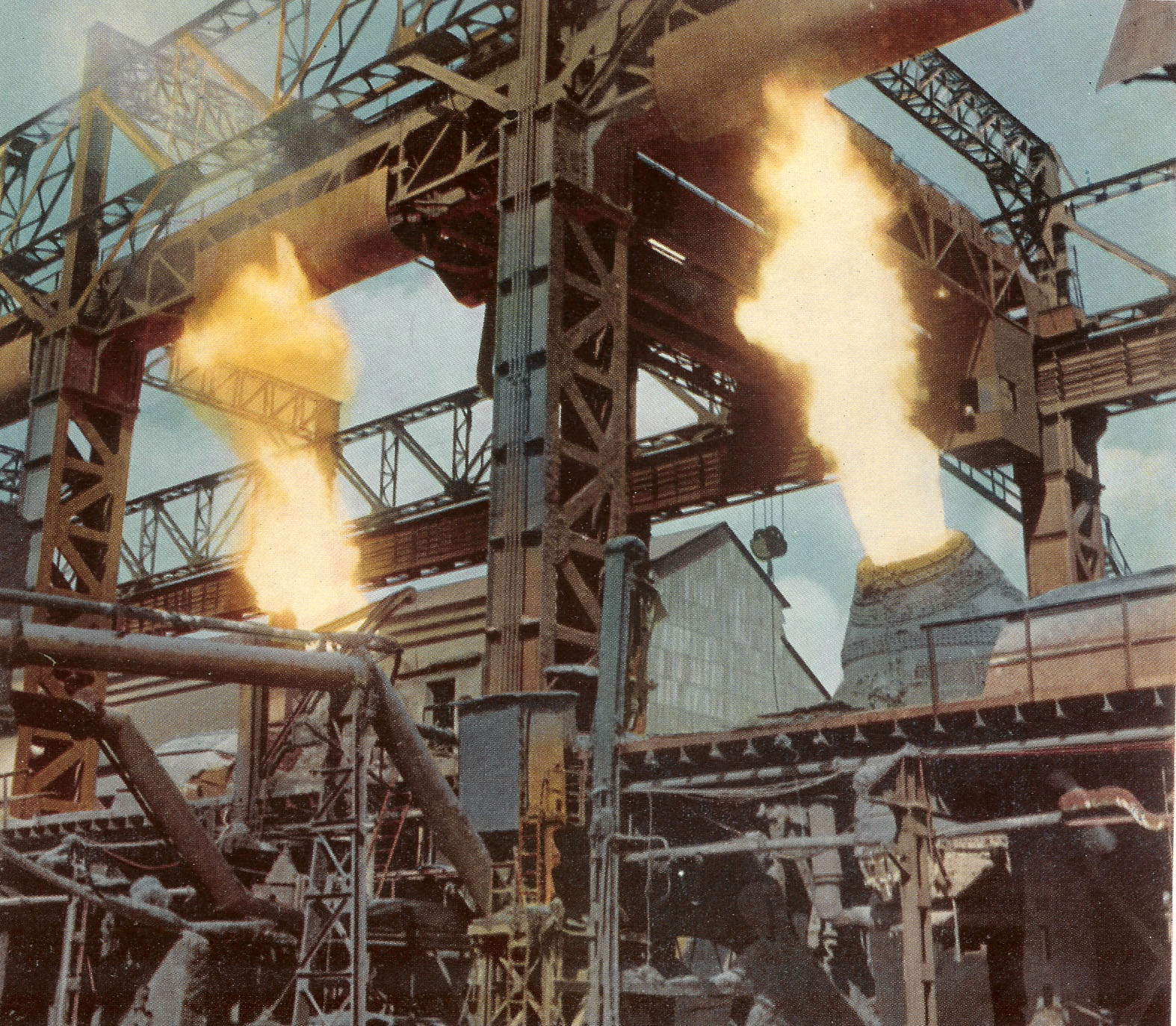 union furnace girls The us steel blast furnace in a birmingham suburb won't just be idled - it'll be shut down permanently on or after nov 17, the pittsburgh company announced monday.